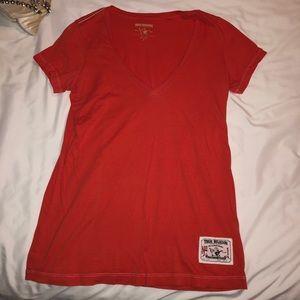 True Religion Vneck Tshirt
